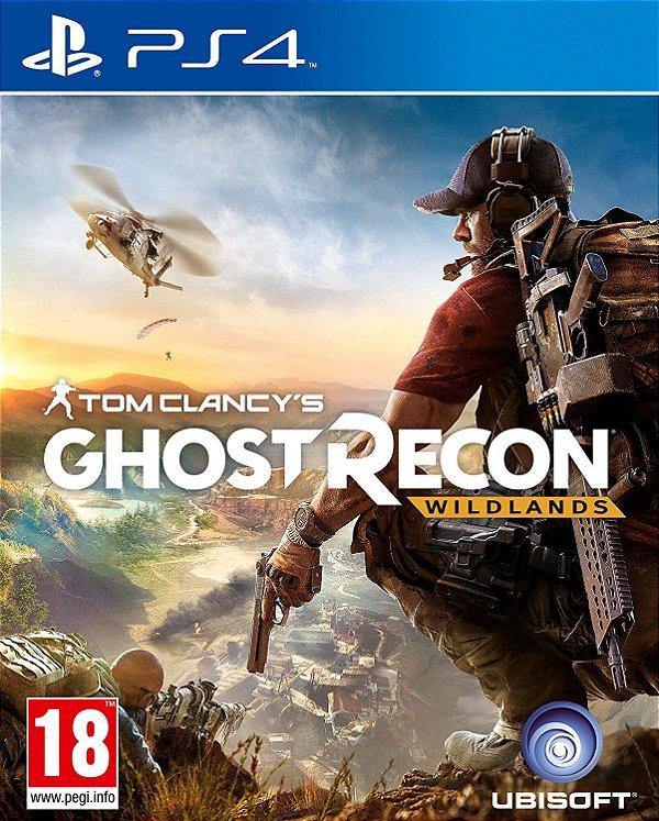 Tom Clancy's Ghost Recon Wildlands Ps4 Digital