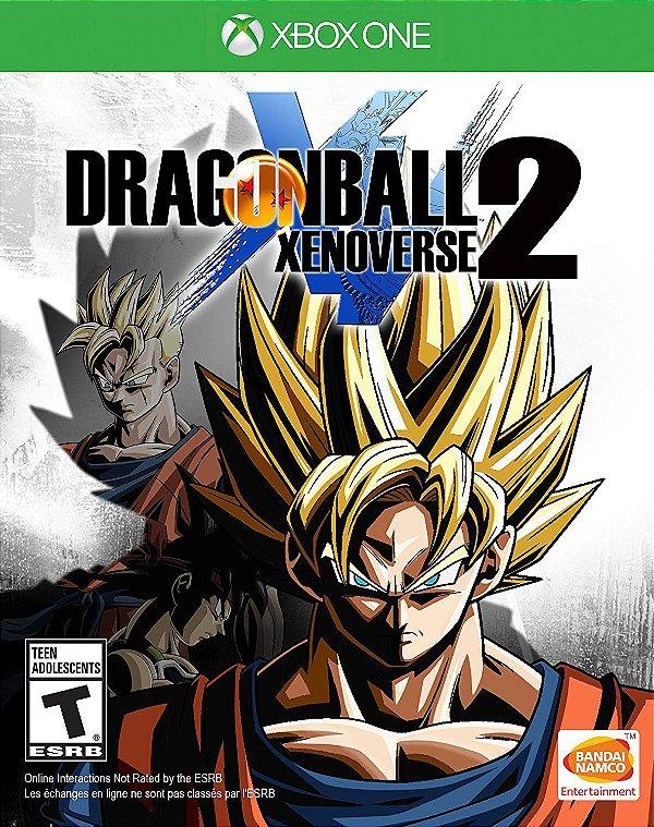 Dragon Ball Xenoverse 2 Xbox One Digital Online