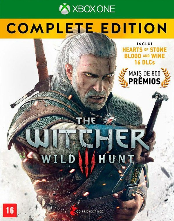 The Witcher 3 Wild Hunt Complete Edition Xbox One Digital Online