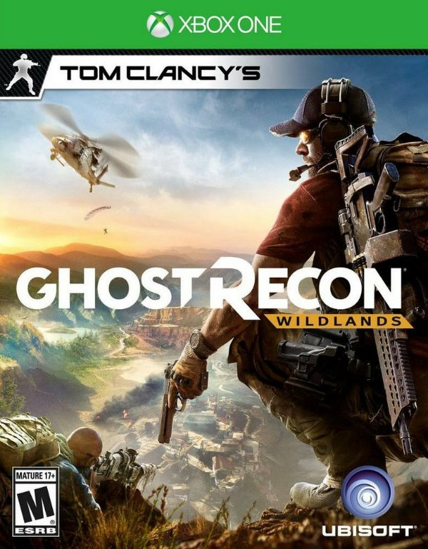 Tom Clancy's Ghost Recon Wildlands Xbox One Digital Online