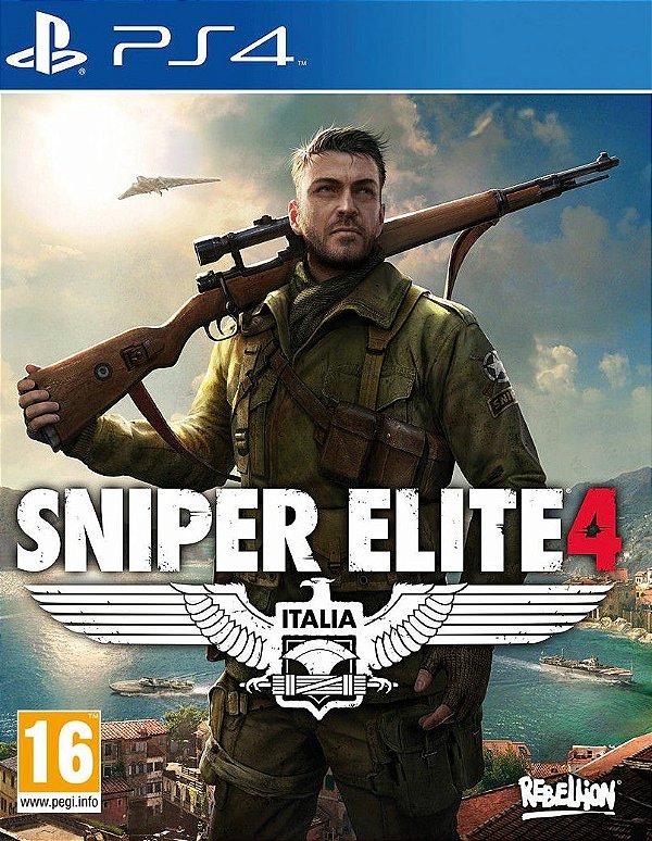 Sniper Elite 4 Ps4 Digital