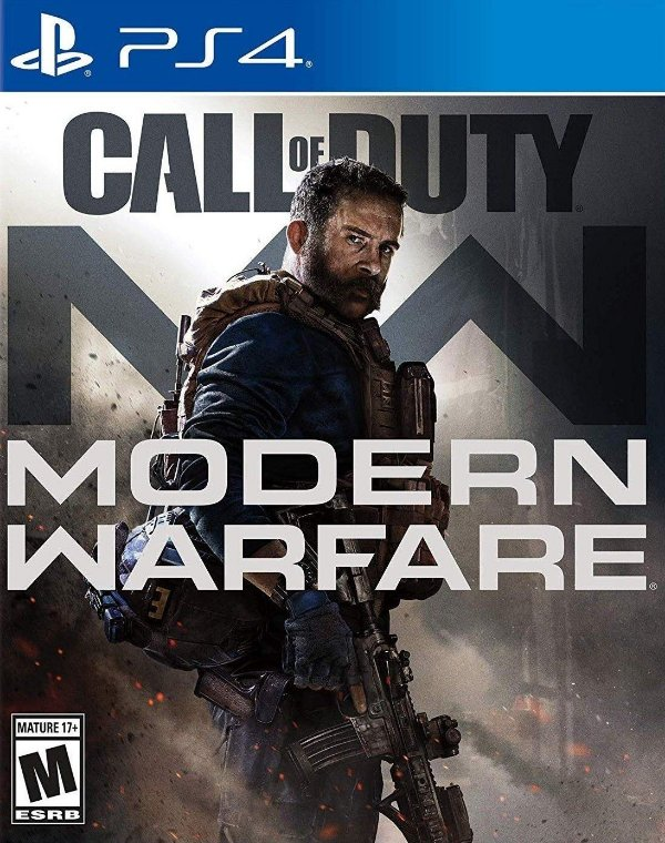 Call of Duty Modern Warfare Ps4 Digital