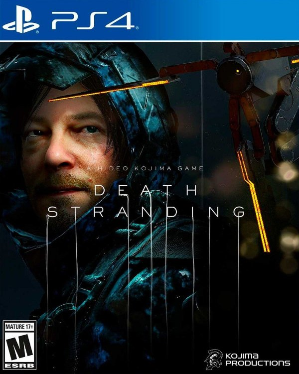 Death Stranding Ps4 Digital