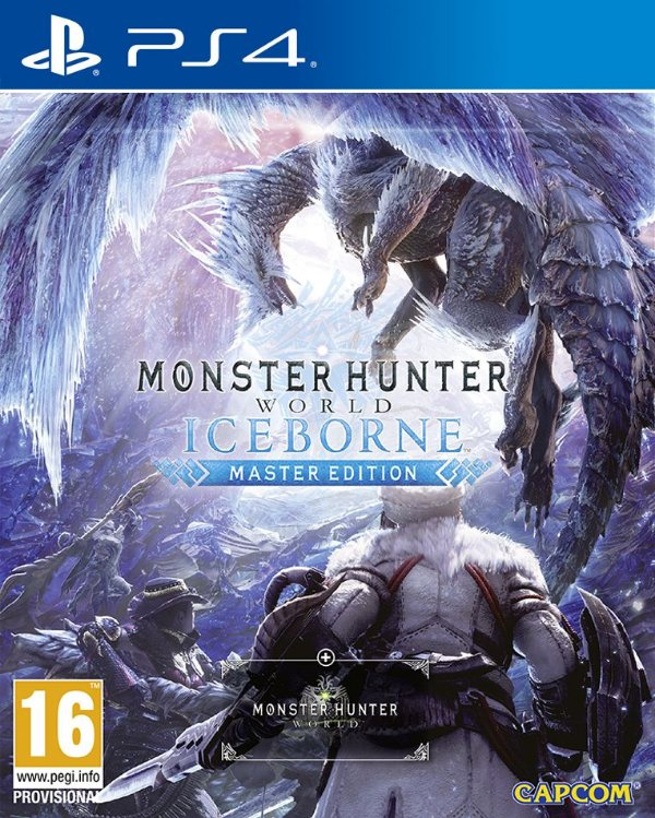 Monster Hunter World Iceborne Master Edition Digital Ps4