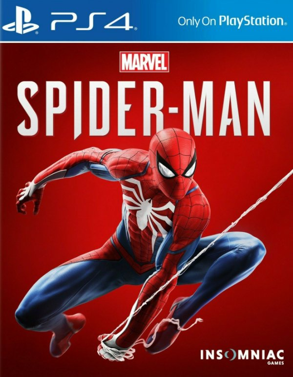 Marvel's Spider-Man Ps4 Digital
