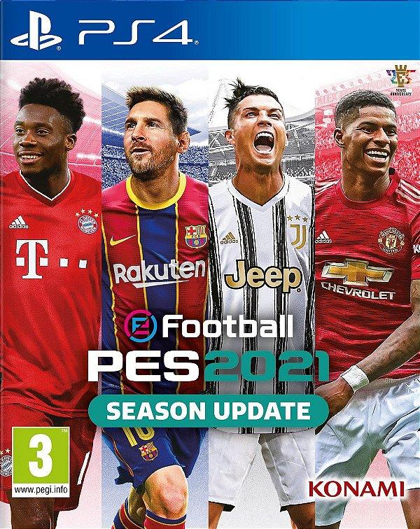 eFootball PES 2021 Season Update Ps4 Digital
