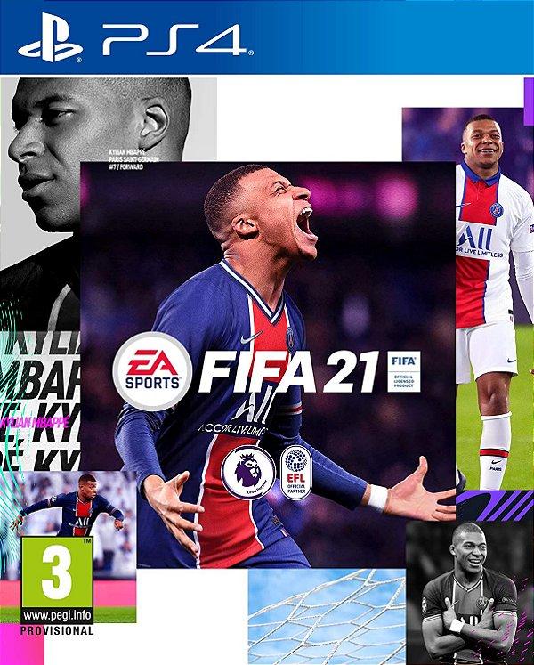 FIFA 21 Ps4 Digital