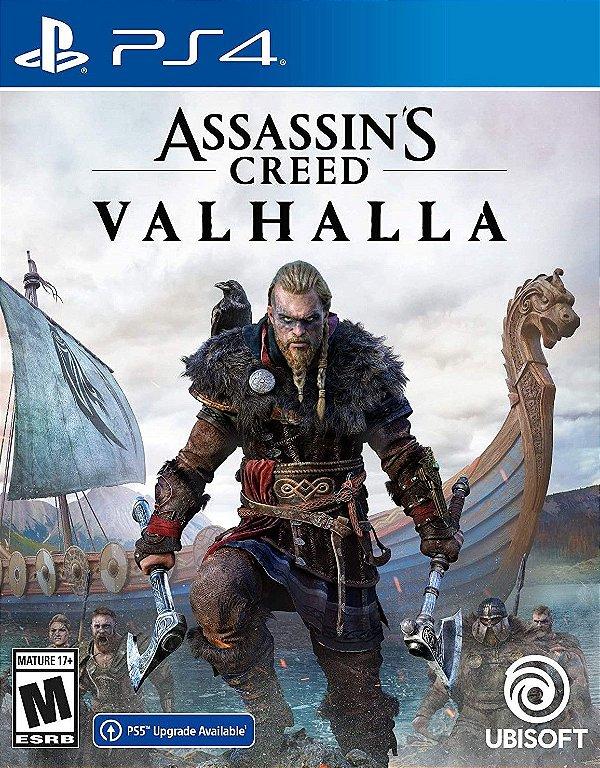 Assassin's Creed Valhalla Ps4 Digital