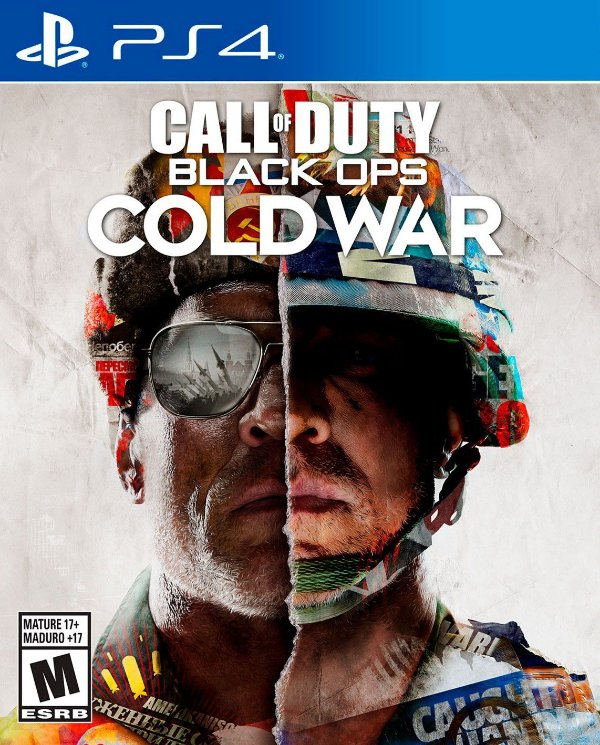 Call of Duty Black Ops Cold War Ps4 Digital