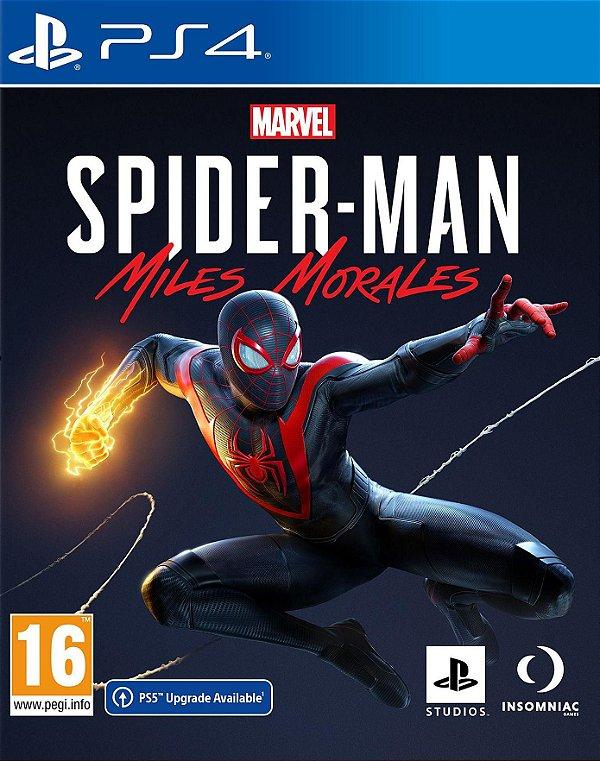Marvel's Spider-Man Miles Morales Ps4 Digital