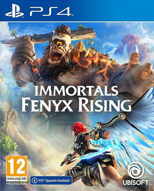 Immortal Fenyx Rising Ps4 Digital