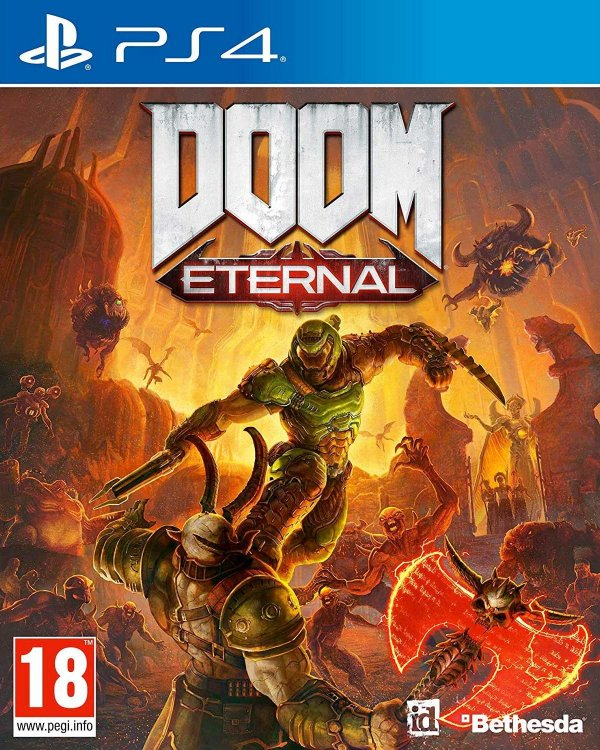 Doom Eternal Ps4 Digital