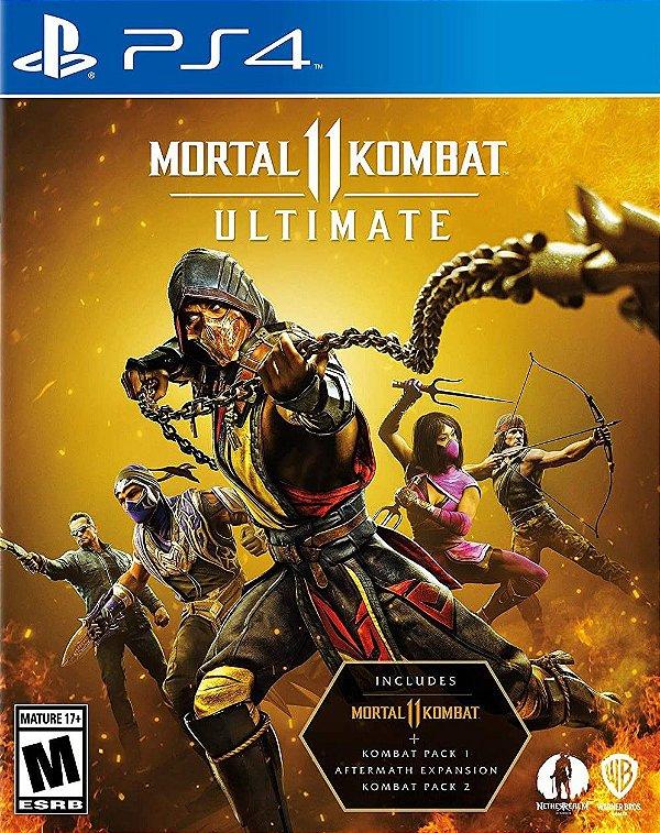 Mortal Kombat 11 Ultimate Ps4 Digital
