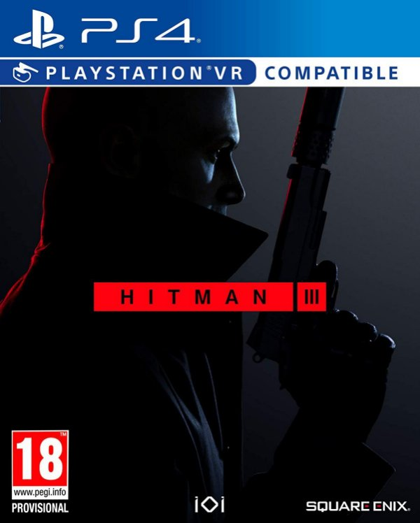 Hitman 3 Ps4 Digital