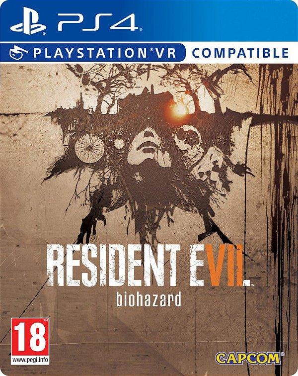 Resident Evil 7 Biohazard Ps4 Digital