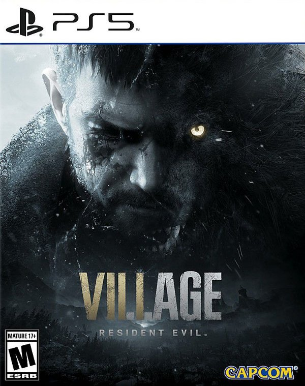 Resident Evil Village Ps5 Digital