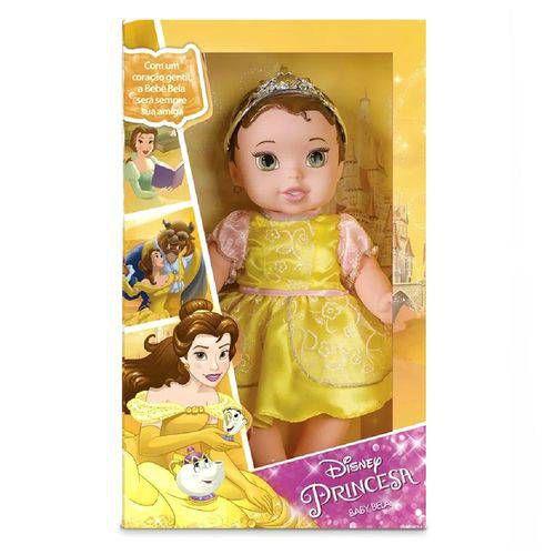 BONECA BABY PRINCESA BELLA