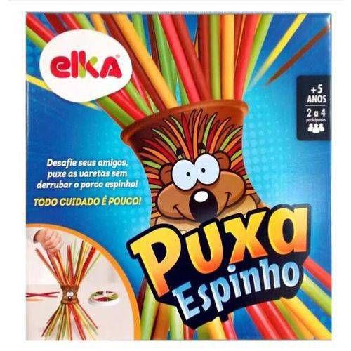 Jogo Pega Varetas - Puxa Espinho - Elka