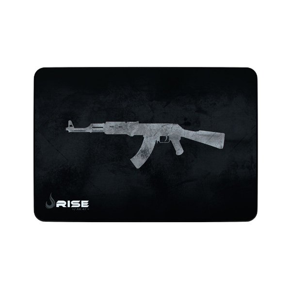 Mousepad Rise Gaming Ak47 Grande Borda Costurada RG-MP-05-AK