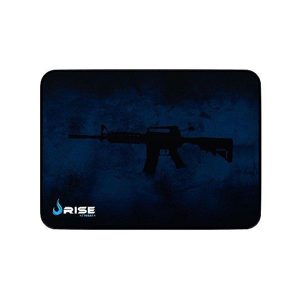 Mousepad Rise Gaming M4a1 Médio Borda Costurada RG-MP-04-M4A