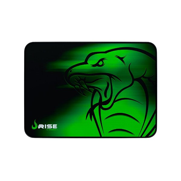 Mousepad Rise Gaming Snake Médio Borda Costurada RG-MP-04-SE
