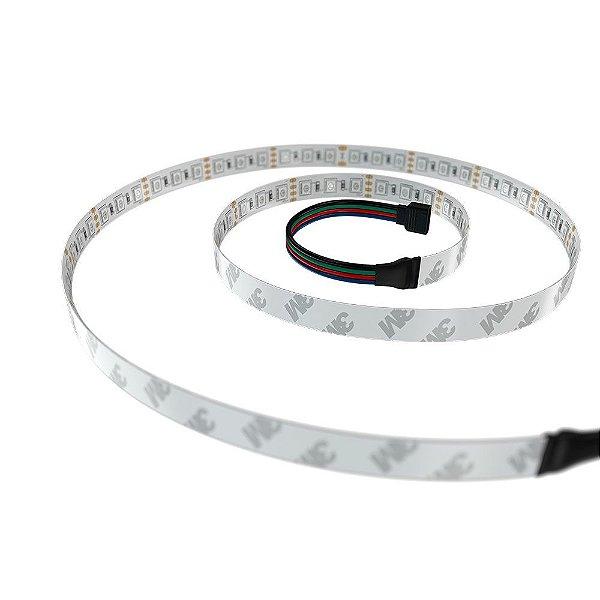 Tira De Led Rise Mode Para Gabinete 1,25m RGB Molex RM-TL-04-RGBM
