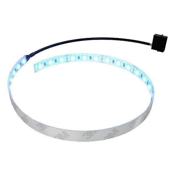 Tira De Led Rise Mode Para Gabinete 50cm Azul RM-TL-02-BL