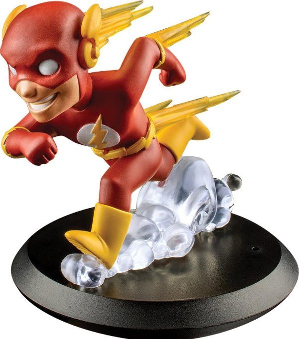 Action Figure Dc Comics Flash Qfig