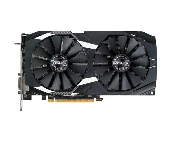 Placa De Vídeo Asus Dual Radeon RX 580 OC 4GB GDDR5 256-BIT