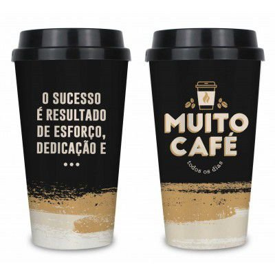 Copo Bucks 550ml Brasfoot - Muito Café