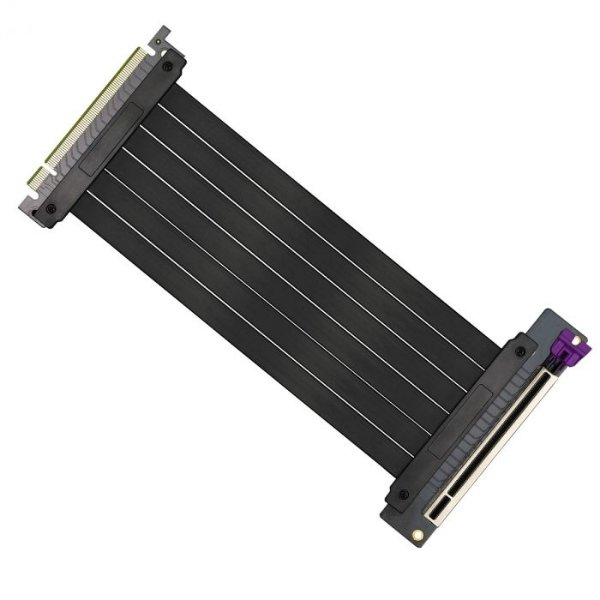 Cabo Riser PCIE 3.0 X16 Ver.2 300mm Cooler Master MCA-U000C-KPCI30-300