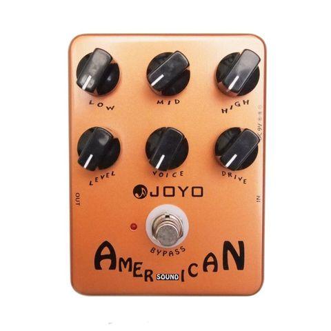 Pedal Guitarra American Sound Joyo JF-14
