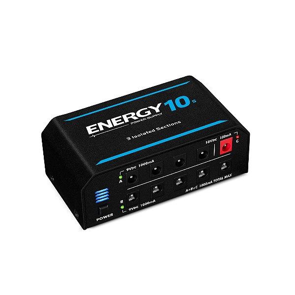 Fonte Para Pedal Landscape Energy 10S 1.8A 10 Plug