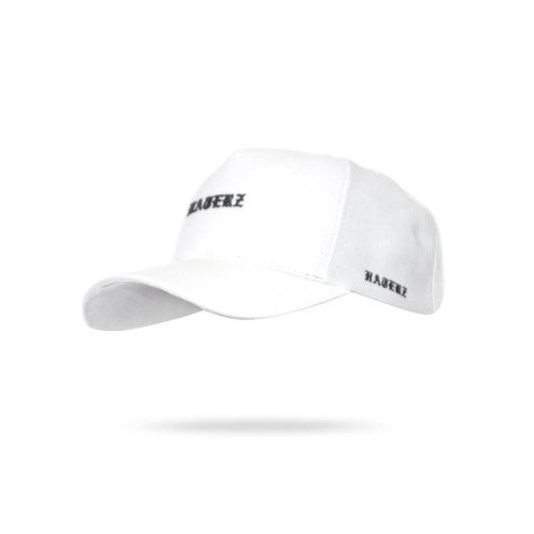 BONÉ HATERZ WHITE BASIC
