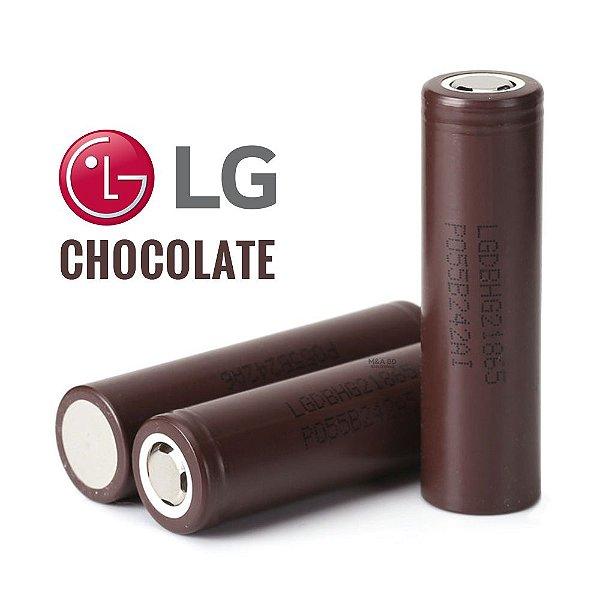 Bateria LG® HG2 (18650) 3000mAh High Drain 20A