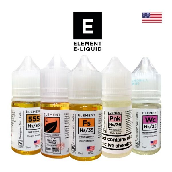Element   Nic Salt (Original)