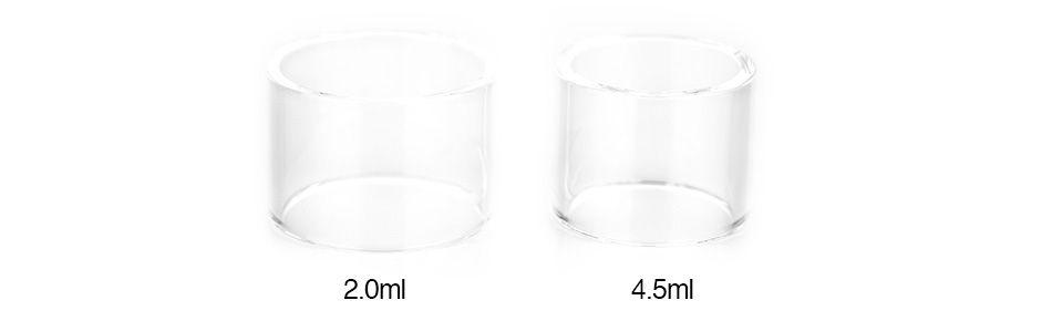 VS - Eleaf Melo 4 Tubo de Vidro de Substituição