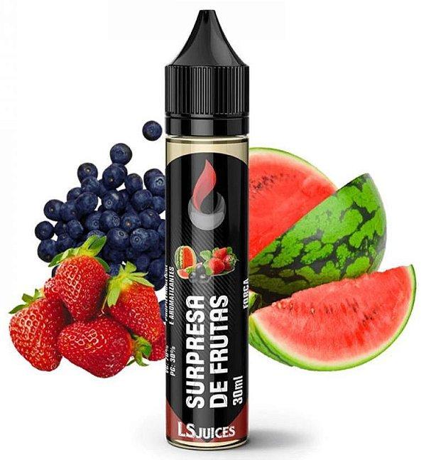 Líquido Surpresa de Frutas - LS JUICES