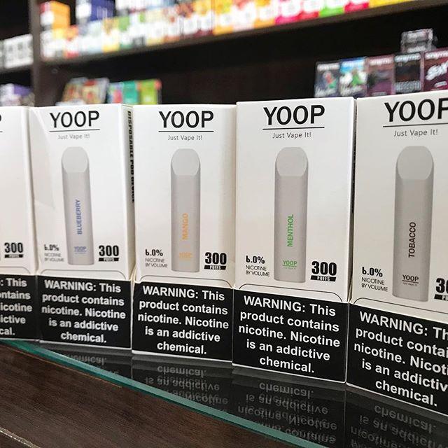 Disposable POD Device (Descartável) - YOOP