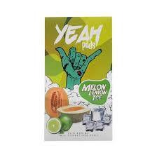 PODs c/ Líquido MELON LEMON ICE - YEAH