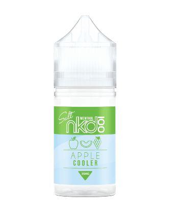 Líquido Apple Cooler - SaltNic / Salt Nicotine - Naked Salt 100