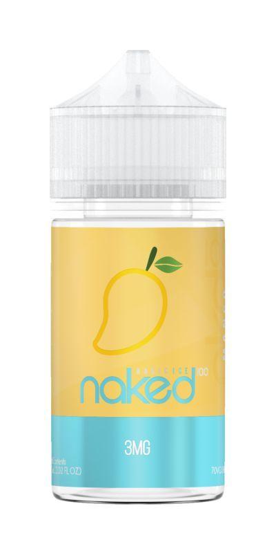 Líquido Mango - Basic Ice - Naked 100