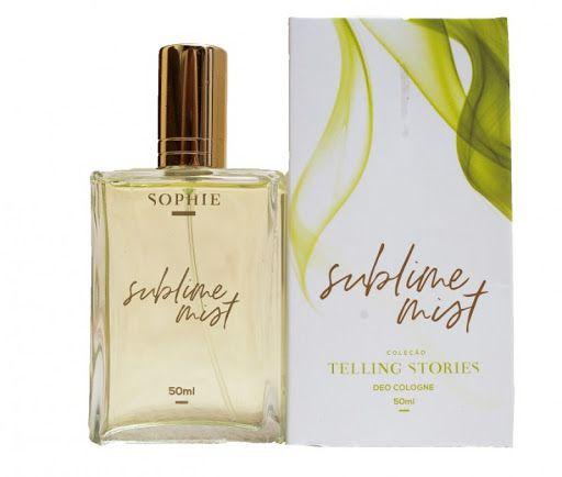 perfume sublime mist