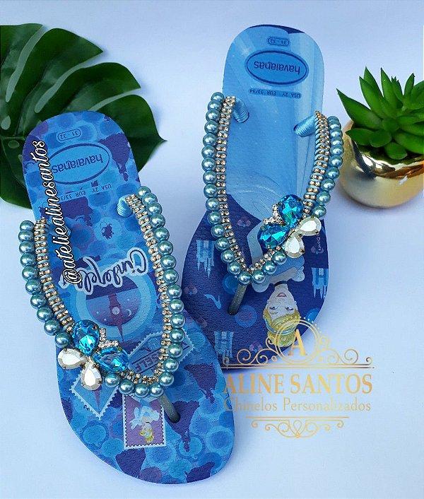 Princesas Blue