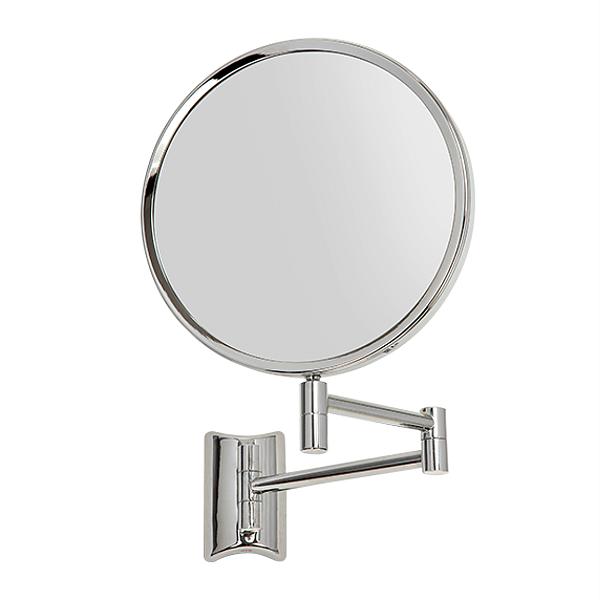 Espelho de Parede com Braço Móvel (1X - 5X)