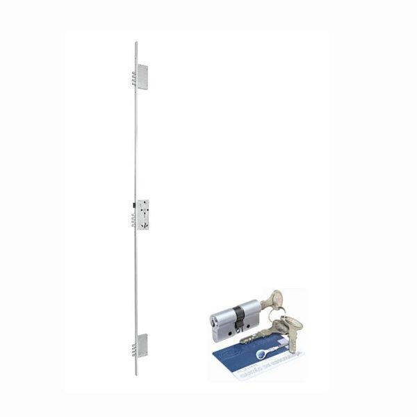 Fechadura de segurança 03 pontos 12 pinos 1200mm