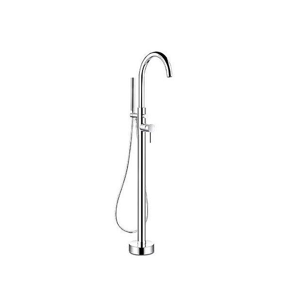 Misturador de Piso para banheira com Ducha Manual K