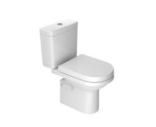 Bacia c/ caixa acoplada - Sem Assento (DUNA)