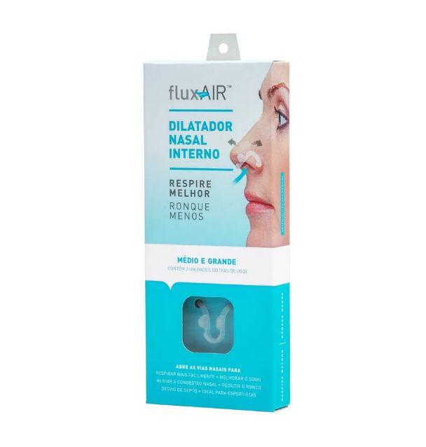 Dilatador Nasal Flux Air
