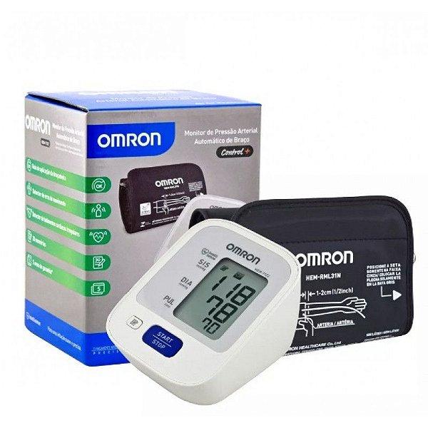 Aparelho De Pressão Digital Automático Hem-7122 Omron